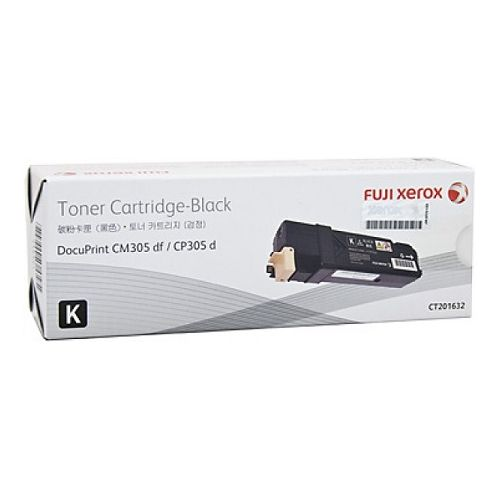 Fuji Xerox Black Toner Cartridge (CT201632)