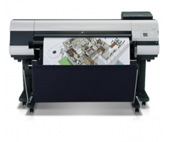 Printer Canon imagePROGRAF (iPF841) With Stand and RB-01