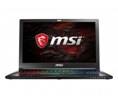 Notebook MSI GS63 7RE-049XTH