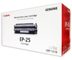Canon Toner Black Cartridge (EP-25)