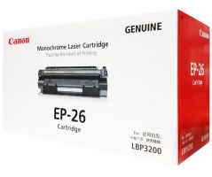Canon Toner Black Cartridge (EP-26)