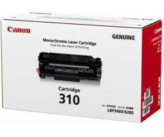 Canon Toner Black Cartridge (CARTRIDGE310)