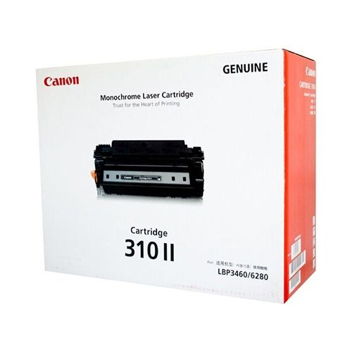 Canon Toner Black Cartridge (CARTRIDGE310II)