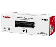 Canon Toner Black Cartridge (CARTRIDGE312)