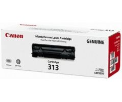 Canon Toner Black Cartridge (CARTRIDGE313)
