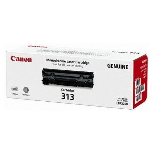 Canon Toner Black Cartridge (CARTRIDGE313)