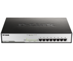 Network Dlink DGS-1008MP