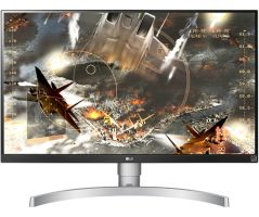 Monitor LG 27UK650-W
