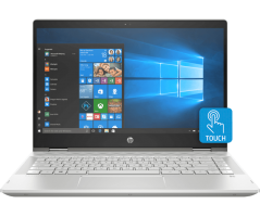 Notebook HP Pavilion x360 Convertible 14-cd0037TX