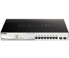 Switch D-Link DGS-1210-10MP