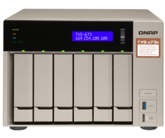 Storage NAS QNAP TVS-673e-4G