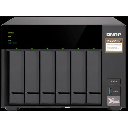 Storage NAS QNAP TS-673-4G