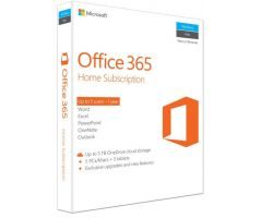 MS FPP Office 365 Home English APAC EM Subscr 1YR Medialess P4