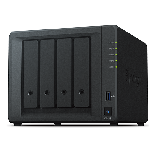 Synology NAS DiskStation DS418play