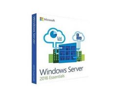 Software Microsoft Windows Server Essentials 2016 64bit English academic edition (G3S-00916)