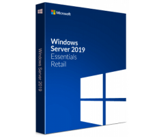Software Microsoft Windows Server Essentials 2019 64bit English academic edition (G3S-01183)