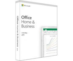 Software Microsoft Office Home and Business 2019 Thai Thailand only FPP (T5D-03254)