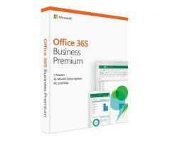 Software Microsoft Office 365 Business Premium Retail Thai Subscription 1YR Thailand Only (KLQ-00434)