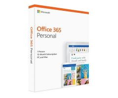 Software Microsoft Office 365 Personal 2019 English (QQ2-00807)