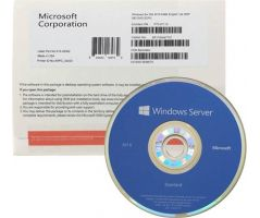 Software Microsoft Windows Server Standard 2016 64Bit English OEM