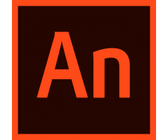 Software Adobe Animate CC / Flash Professional CC ALL Multiple Platforms (65270423BA01A12)