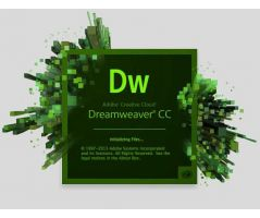 Software Adobe Dreamweaver CC ALL Multiple Platforms (65270368BA01A12)
