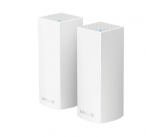Network LINKSYS VELOP WHOLE HOME MESH TRI-BAND (Pack 2) (WHW0302-AH)