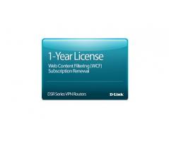 VPN Service Router Dlink DSR-250N-WCF-12-LIC