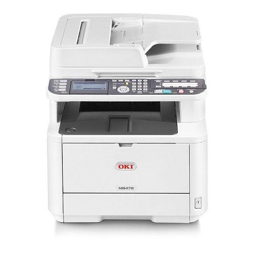Printer OKI MB472DNW (45762104)