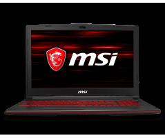 Notebook MSI GL63 8RD-654TH