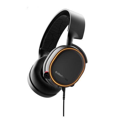 Headset STEELSERIES ARCTIS 5 GAMING HEADSET - BLACK (B57-ARCTIS5-BLK)