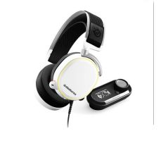 Headset STEELSERIES ARCTIS PRO GAMING HEADSET- WHITE + GAMEDAC (B57-ARCTIS_PRO+DAC-WHT)