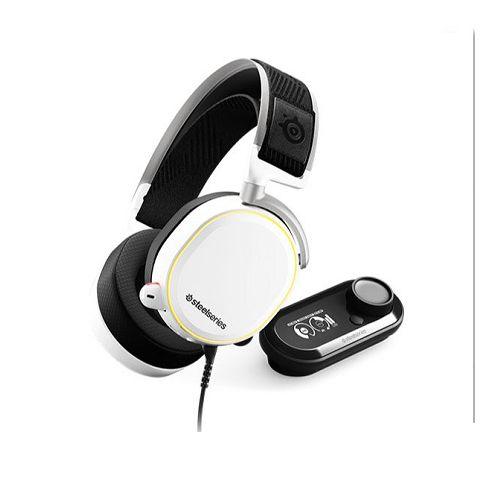 Headset STEELSERIES ARCTIS PRO GAMING HEADSET - BLACK + GAMEDAC (B57-ARCTIS_PRO+DAC-BLK)