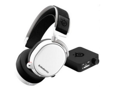 Headset STEELSERIES ARCTIS PRO WIRELESS GAMING HEADSET - WHITE (B57-ARCTIS_PRO_WL-WHT)