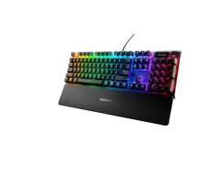 Keyboard STEELSERIES APEX 7 TH RED-SW MECHANICAL GAMING KEYBOARD (B57-APEX_7_TH_RED_SW)