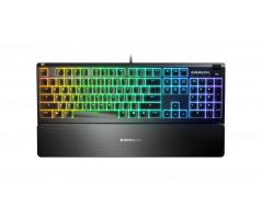 Keyboard STEELSERIES APEX 3 TH MECHANICAL GAMING KEYBOARD (B57-APEX_3_TH)