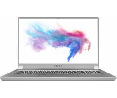 Notebook MSI Creator 17 A10SF-215TH