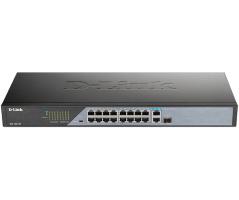 Switch D-Link PoE Unmanaged DES-F1010P-E