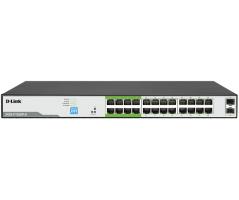 Switches D-Link Unmanaged Gigabit PoE (DGS-F1018P-E)