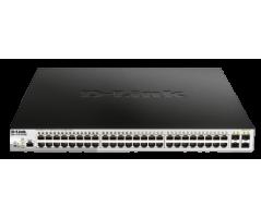 Network Dlink DGS-1210-52P/ME