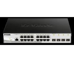 Network Dlink DGS-1210-20/ME