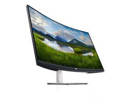 Monitor Dell Curved 4K S3221QS