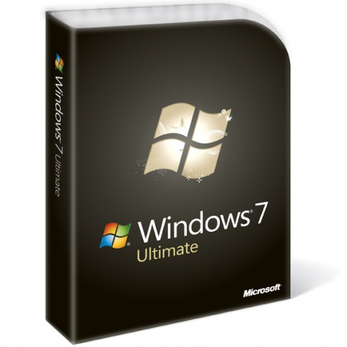 Windows 7 Ultimate SP1 x32 English 1pk DSP OEI Not to China DVD LCP