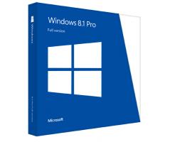 Windows 8.1 Pro x64 Eng Intl 1pk DSP OEI EM DVD