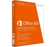 Microsoft Office 365 Home Premium (6GQ-00757)