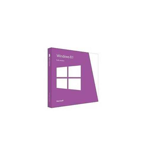 Win 8.1 32-bit/64-bit Eng Intl DVD (FPP)