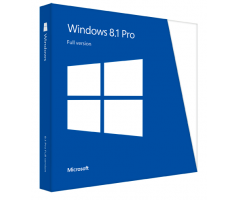 Windows Pro 8.1 32-bit/64-bit Eng Intl DVD (FPP)
