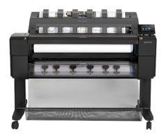 Printer HP Designjet  T150036 Postscript 36-in ePrinter