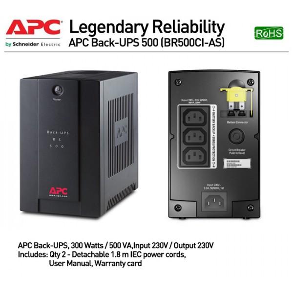 Apc Back-ups Cs 500va инструкция
