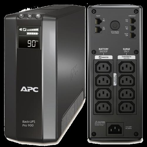 APC Power-Saving Back-UPS Pro 900VA/540W(BR900GI)